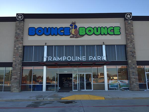 Bounce Bounce Trampoline Park