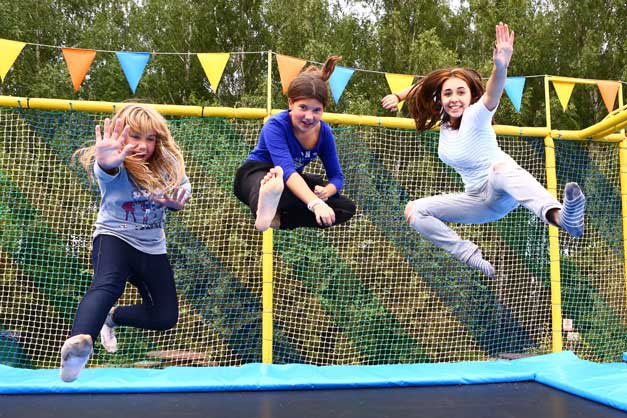 Why Kids Love Bounce Parks So Much