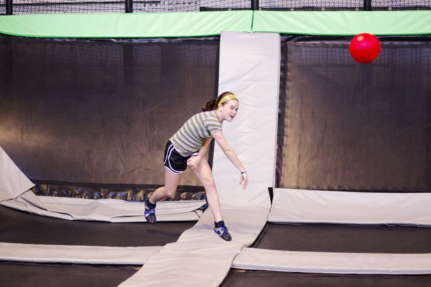 What the 'Bounce Bounce Trampoline Park' Has In Store for Adults will Surprise You