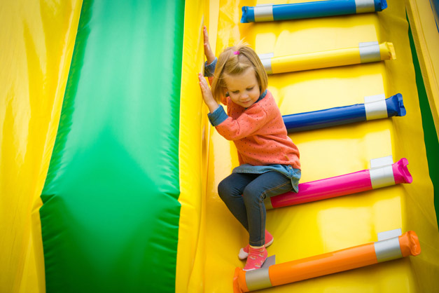 Benefits of Indoor Bounce Parks for Children