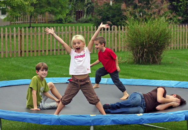 trampoline park cypress